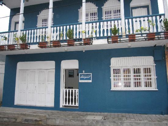 Hotel Casazul Exterior