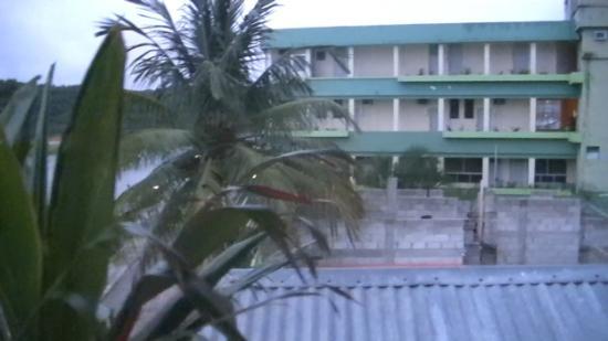 Building Next to Hotel Casazul