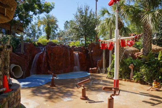Disney's Animal Kingdom Villas - Kidani Village: Splash area