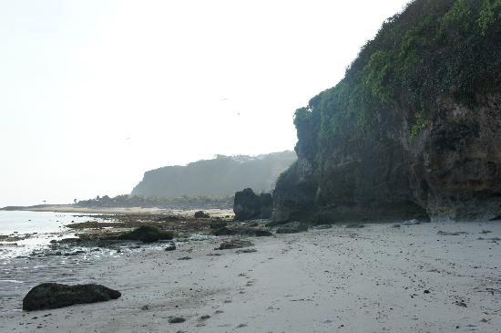 Villa Bidadari Nusa Dua: Beach