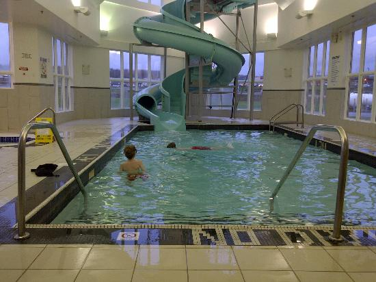 Pool Picture Of Holiday Inn Express Stellarton New Glasgow Stellarton Tripadvisor