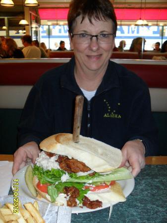 Tony's I-75 Restaurant: Bring your appetite!