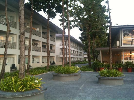 Century Langkasuka Resort: Les chambres