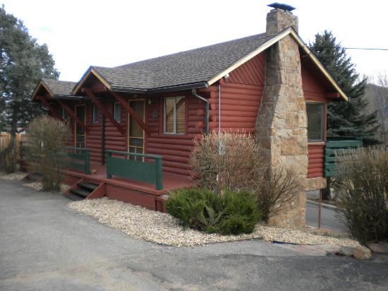 Discovery Lodge: Exterior of 202-203