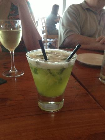 L'Unico Trattoria Seafood Restaurant: Rumble in the Jungle Cocktail