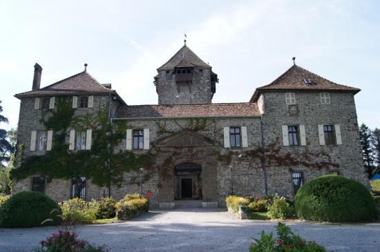 Chateau de Coudree: Chateau de Coudre
