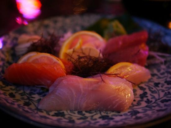 Sima-Ichi Sushi: sashimi-combo
