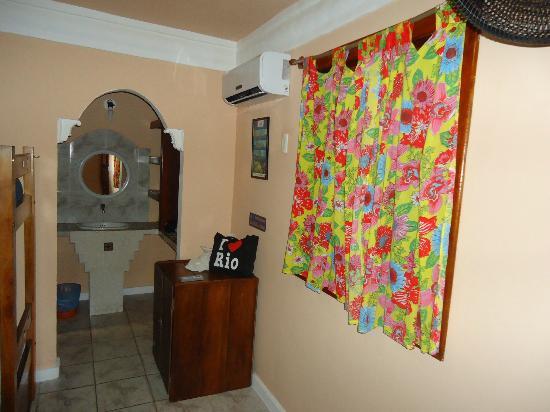 Arraial d'Ajuda Hostel: quarto coletivo