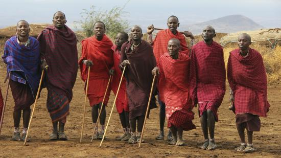 Tortilis Camp: maasai