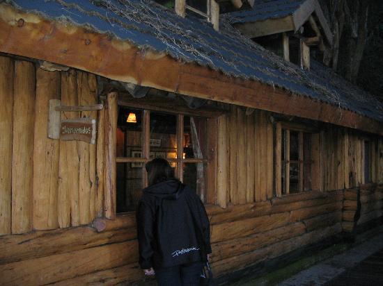 Bosque de Arrayanes: casita del bosque