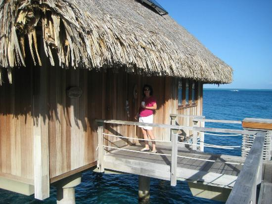Conrad Bora Bora Nui: Loved My Bungalow!