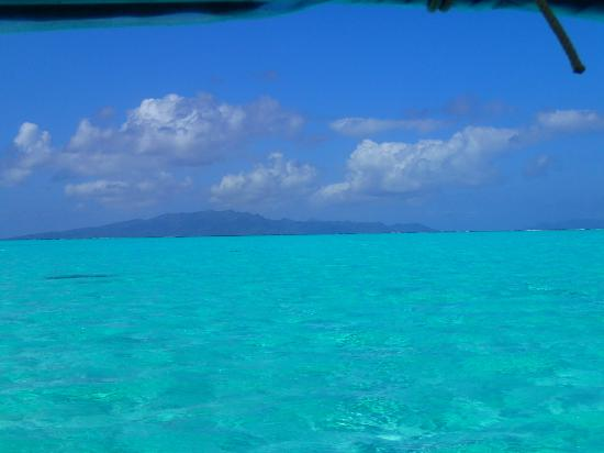 Conrad Bora Bora Nui: This Water Is Incredible