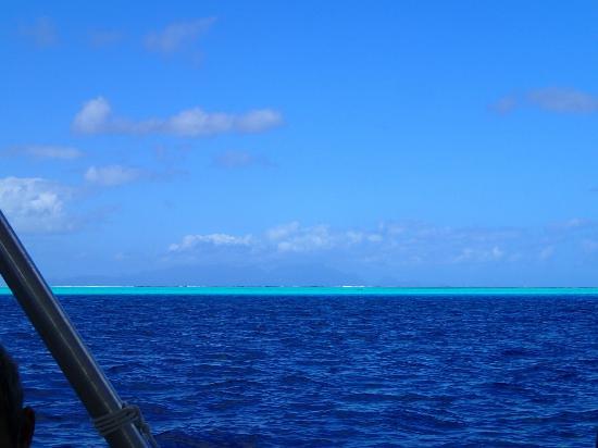 Hilton Bora Bora Nui Resort & Spa: Incredible Water