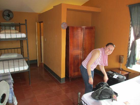 Hostal La Tortuga Booluda: Room 8