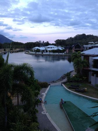 Blue Lagoon Resort: Our view from our room