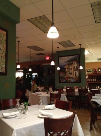 Lirio's Italian Restaurant: Lovely ambiance