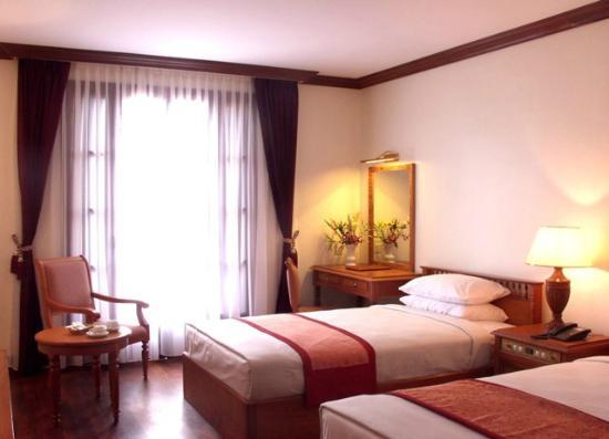Steung Siemreap Hotel: Deluxe Twin Room