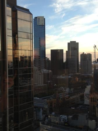 Grand Hyatt Melbourne: nice views
