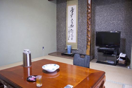 Shogetsu Ryokan: 客室