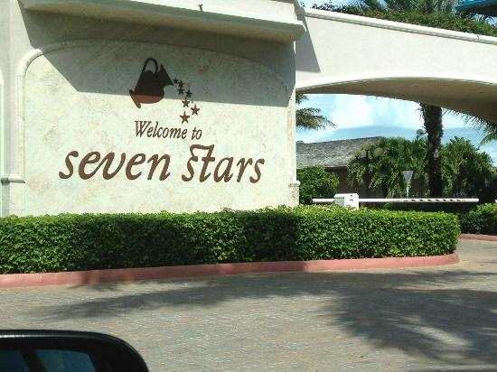 Seven Stars Resort & Spa: Seven Stars!