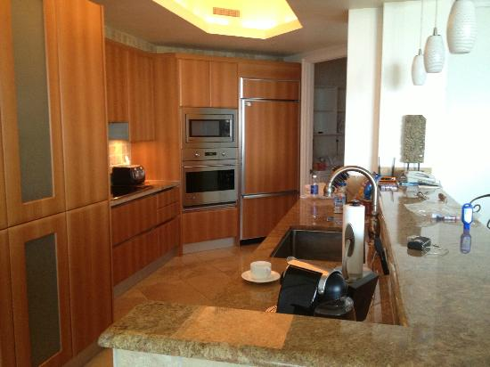 Seven Stars Resort & Spa: Kitchen