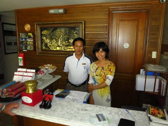 Little Saigon Boutique Hotel : Incredibly friendly, helpful staff