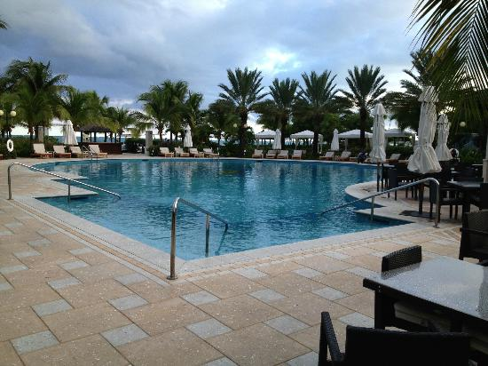 Seven Stars Resort & Spa: Pool View