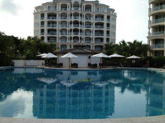 Seven Stars Resort & Spa : Pool view