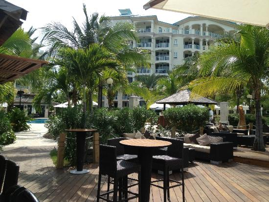 Seven Stars Resort & Spa : The Deck