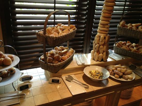Seven Stars Resort: Breakfast