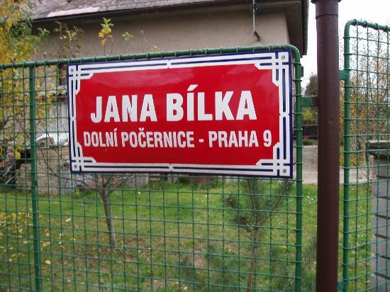 Hotel Svornost: Corner of Novozameka and Jana Bilka