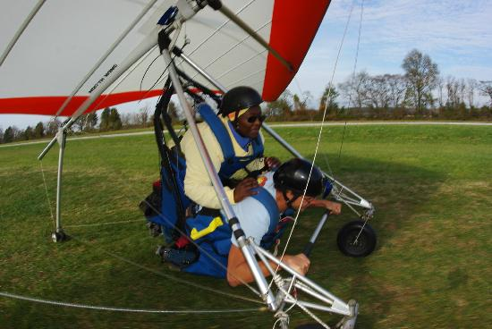 Highland Aerosports: My time as come to an end