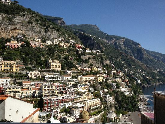 Hotel Reginella: Our view