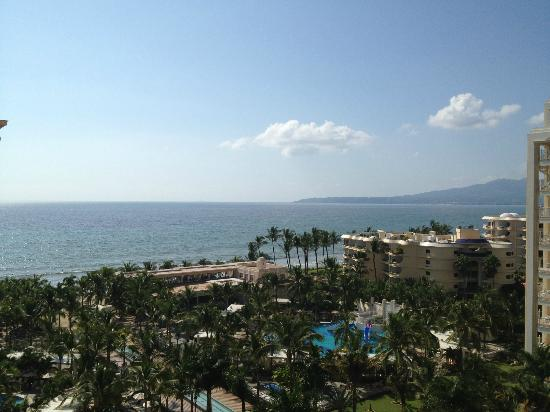 Hotel Riu Vallarta: What a great view!