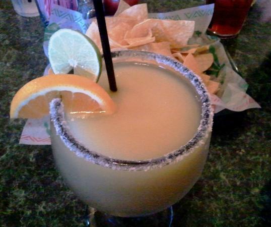 El Tequila: Margarita