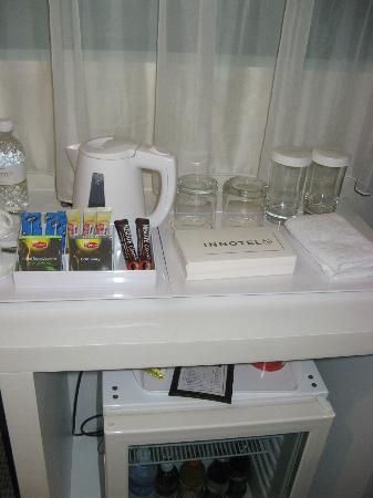 Hotel Innotel: Amenities