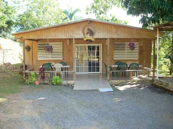 Penuelas, Puerto Rico: Main cabana for groups