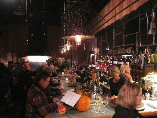 Full of Life Flatbread: The Bar...