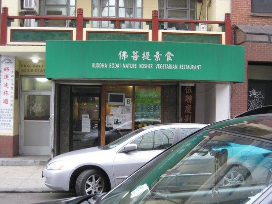 Photo of Chinese Restaurant Buddha Bodai at 5 Mott St, New York, NY 10013, United States