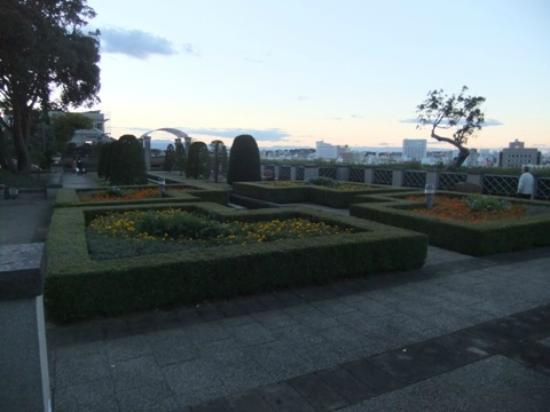 Yamate Italian Garden: 洋風庭園01