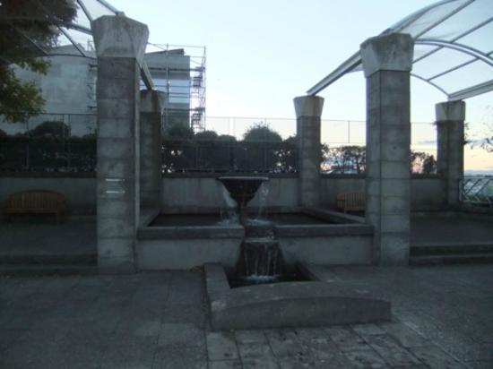 Taman Italia -Yamate: 洋風庭園04
