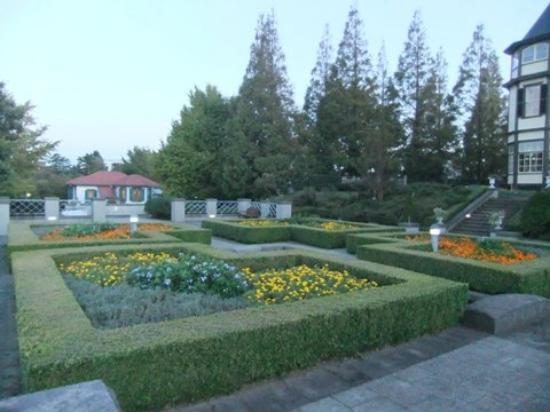 Yamate Italian Garden: 洋風庭園02