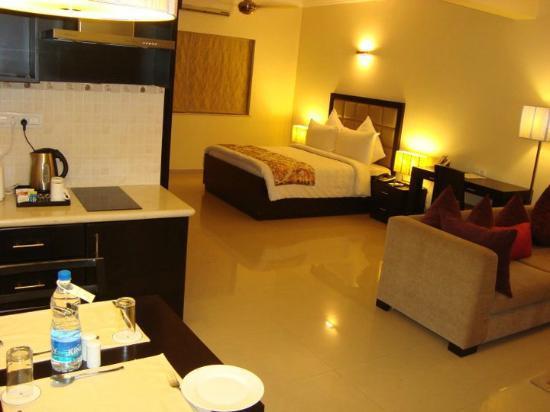 Casa de Bengaluru : deluxe suite