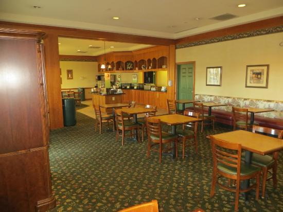 Country Inn & Suites By Carlson, BWI Airport (Baltimore): Dining Hall