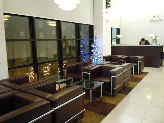 Doulos Hotel: ドゥロス ホテル ロビー