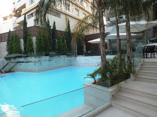 ‪‪Galaxy Hotel Iraklio‬: Swimming pool‬