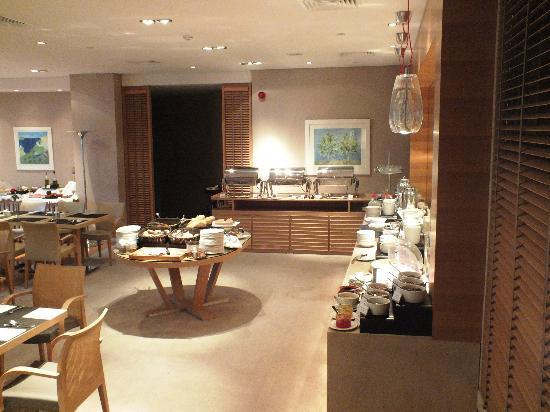 Galaxy Hotel Iraklio: Breakfast - buffet area