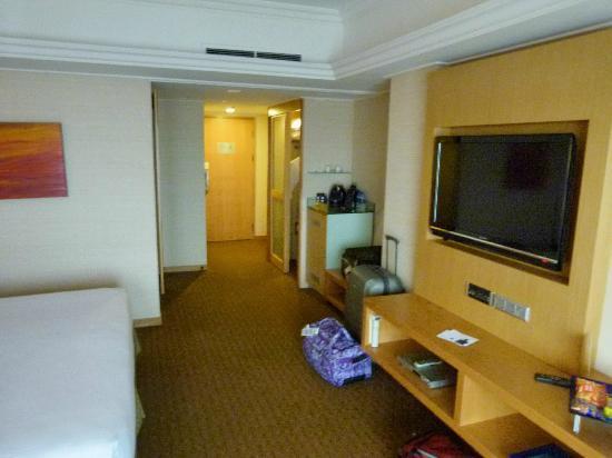 Novotel Singapore Clarke Quay: Premier Exec Room