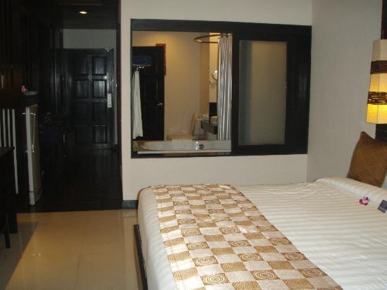 Horizon Karon Beach Resort & Spa: Privilege Deluxe Room