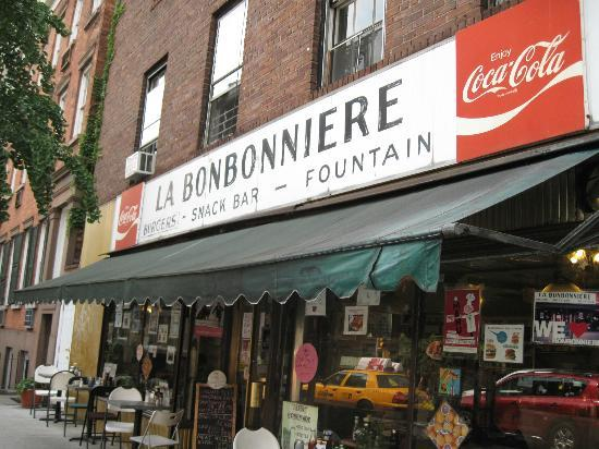 la bonbonniere new york city west village restaurant reviews phone number photos. Black Bedroom Furniture Sets. Home Design Ideas
